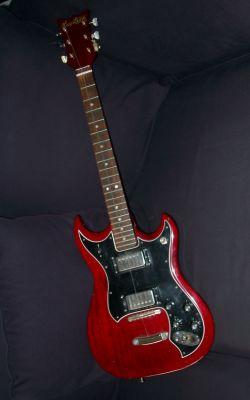 Hagstrom Vintage - Guitars on
